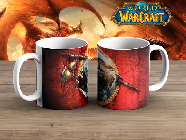 чашка Варкрафт, Warcraft сувениры