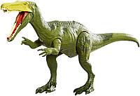 Игрушка динозавр барионикс со звуковым эффектом Jurassic World Roarivores Baryonyx Юрский мир Mattel