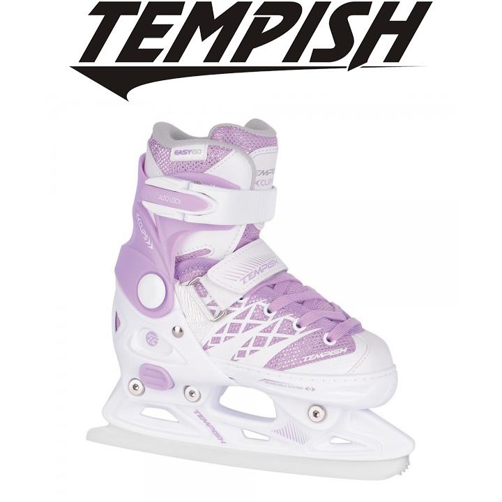 Детские раздвижные коньки Tempish Clips Ice Girl