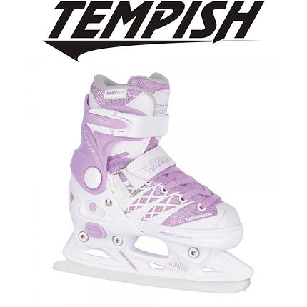 Детские раздвижные коньки Tempish Clips Ice Girl, фото 2