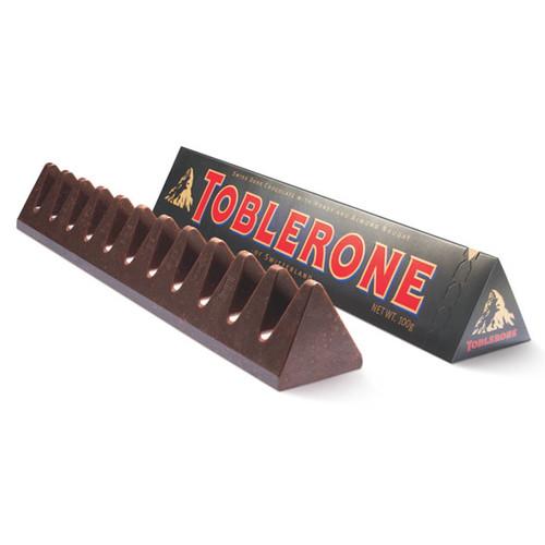 Чорний шоколад Toblerone 100 г