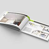 Промо матеріал для натяжних стель.Альбому вузлів 3D + VR окуляри від компанії Decor Design, фото 4