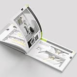 Промо матеріал для натяжних стель.Альбому вузлів 3D + VR окуляри від компанії Decor Design, фото 3