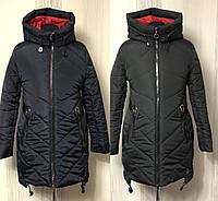 Женские зимние куртки и пуховики большие размеры
