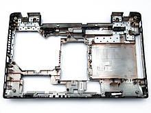 Корпус для ноутбука Lenovo Z570, Z575 (Нижня кришка (корито)). Оригінальна нова