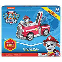 Маршалл Щенячий патруль і пожежна машина.