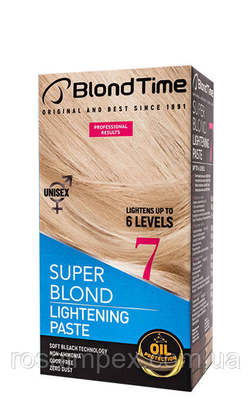 Осветляющая паста SUPER BLOND LIGHTENING PASTE