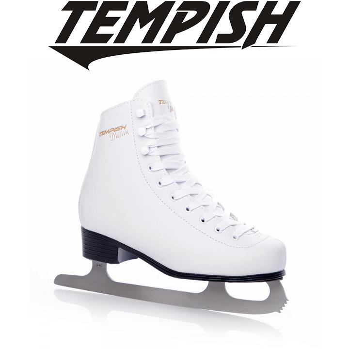 Коньки фигурные Tempish Dream Soft белые