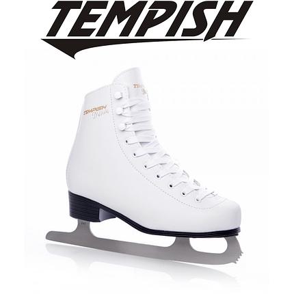 Коньки фигурные Tempish Dream Soft белые, фото 2