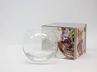 Ваза из стекла Flora Н160мм 45068