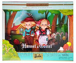Набор коллекционная кукла Барби Келли и Томми Гензель и Гретель Hansel & Gretel 2000 Mattel