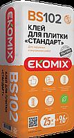 """Клей для плитки """"Стандарт"""" BS 102 Экомикс Екомікс"""