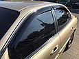 "Ветровики на ГАЗ  3110; 31102 ""ANV air"", фото 3"