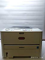 Принтер Oki b430DN, светодиодный, с дуплексом и сетью, рабочий, с картриджем