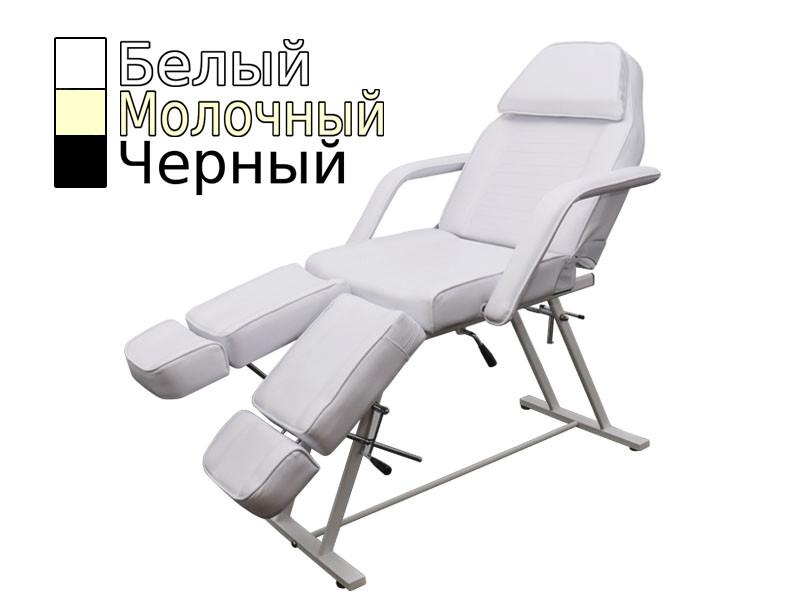 Кушетка педикюрная Белый, Молоччный, Черный B.S.Ukraine (240)