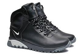 Зимние мужские ботинки с натуральной кожи высокого качества р. 43  46 47 48 49