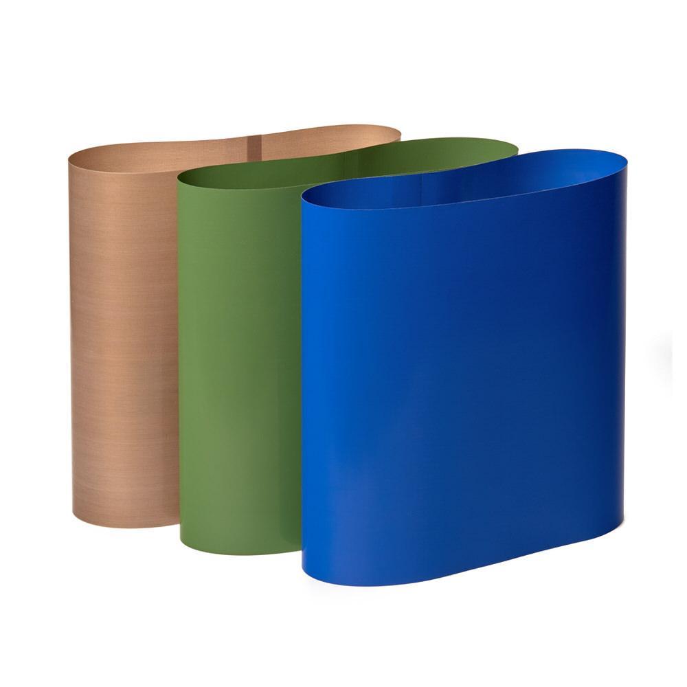 Тефлоновый ремень 230х430 мм для сварки ПВХ синий
