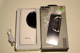 Power bank Hoco 60000 mAh 2USB+LED фонарь Портативная зарядка Внешний аккумулятор