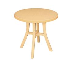 Стол круглый IRAK PLASTIK ROYAL 80 см