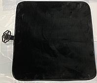 Меховые подушка на сиденья PSV, черная.