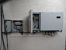 Сетевая солнечная электростанция 24кВт г. ЛуцкВолынскаяобласть 5