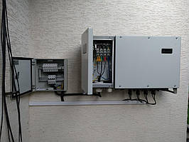 Сетевая солнечная электростанция 24кВт г. ЛуцкВолынскаяобласть 6