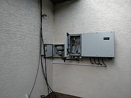 Сетевая солнечная электростанция 24кВт г. ЛуцкВолынскаяобласть 7
