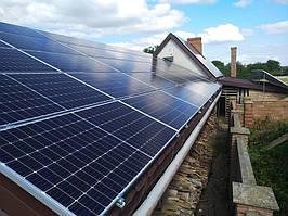 Сетевая солнечная электростанция 24кВт г. ЛуцкВолынскаяобласть 15