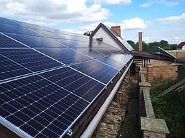 Сетевая солнечная электростанция 24кВт г. ЛуцкВолынскаяобласть 17
