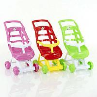 Кукольная коляска Орион 147 игровая коляска для девочки пластиковая