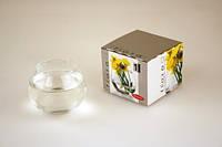 Ваза из стекла Flora Н103мм PASABACHE Россия 43417