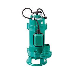 Насос дренажно-фекальный TAIFU TPS1500 A (1,5 кВт ) корпус чугун (реж.мех.)