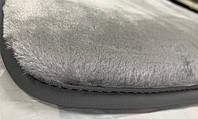 Меховые подушка на сиденья PSV, светлосерая., фото 1