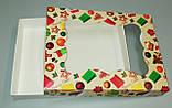 Коробка для зефіру принт Чобіток 200*150*30, фото 3