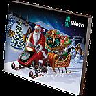 Рождественский календарь WERA 2019, 05136600001, фото 2