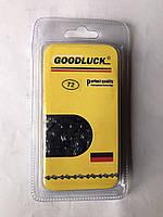Цепь Goodluck 72 звена 36 зубов 0.325 супер зуб 1.3(45 шина) к бензопилам