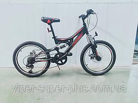 Детский велосипед скоростной Crosser Smart 20 дюймов