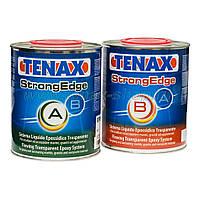 Суперпрозрачный жидкий эпоксидный клей StrongEdge A+B (1+0,5л) 1,5кг TENAX