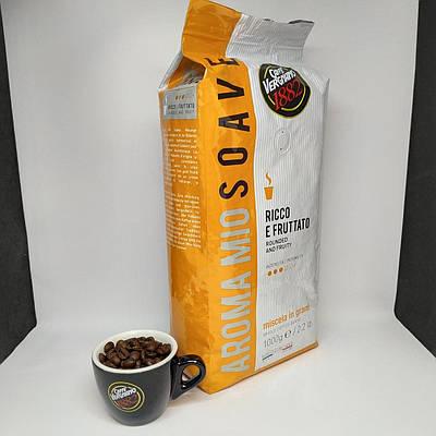 Кава зернова Caffe Vergnano 1882 Aroma Mio Soave