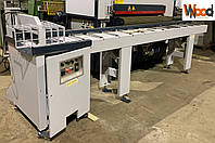 Торцювальний верстат TVB 400 SALVADOR з привідним подаючим столом, фото 1