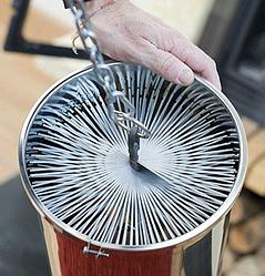 Средства «SAVENT» для чистки и монтажа дымохода