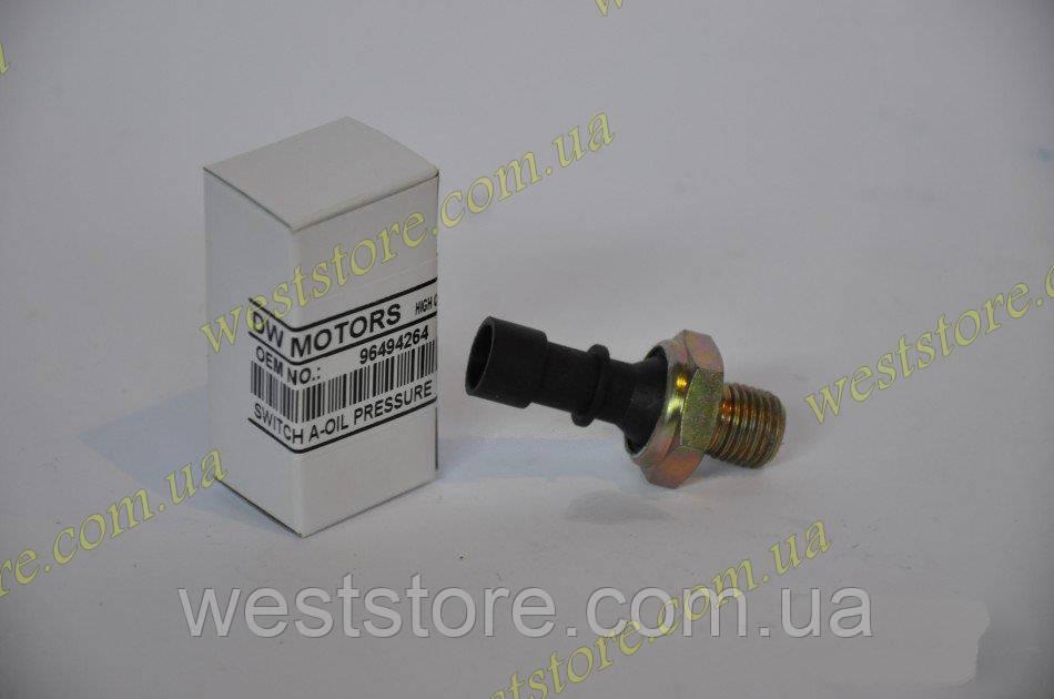 Датчик давления масла Lanos Ланос,DW 96494264
