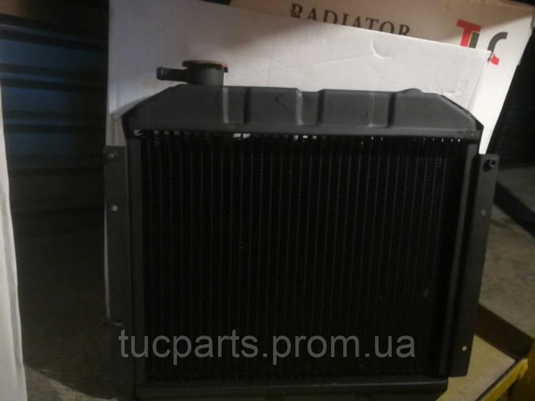 Радиатор  водяного охлаждения  Москвич 412(медный)