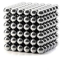 NeoCube 216 шариков по 5 мм Неокуб оригинал магнитный конструктор