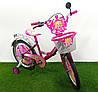 Детский велосипед Mustang Princess disney 18 (принцесса), фото 2