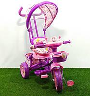 Велосипед детский трёхколёсный Princess