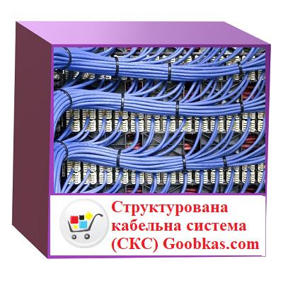 Структурована кабельна система (СКС)