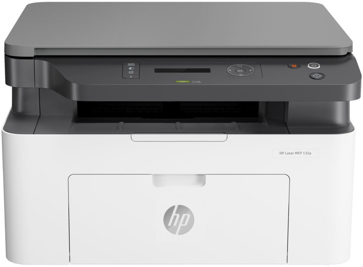 МФУ HP Laser 135A (4ZB82A) 3в1 принтер, сканер, копир (БФП)