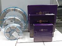 Нержавеющая проволока ХОРДА 321 ф0.8/5кг для сварки из коррозионностойких хромоникелевых сталей