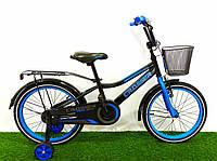 "Дитячий велосипед Crosser Rocky 18"""